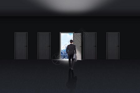 打开新世界之门图片