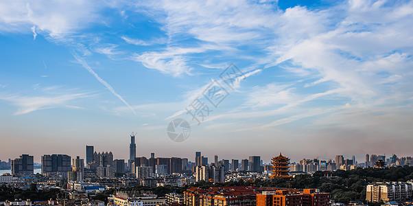 城市天空美图图片