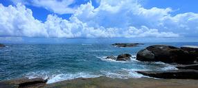 海边海南风光图片