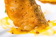 香煎银鳕鱼图片