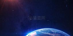 科技星球背景图片