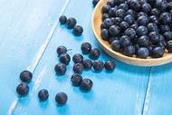 蓝莓水果图片