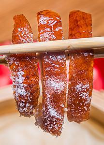 老北京脆皮烤鸭图片