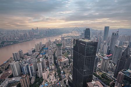 重庆解放碑全景图片