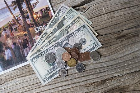钱货币美元图片