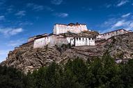 江孜古堡图片