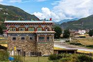 藏族民居图片