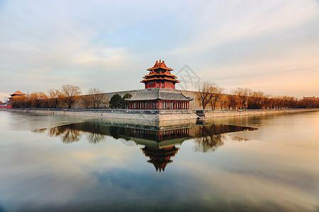 北京角楼图片