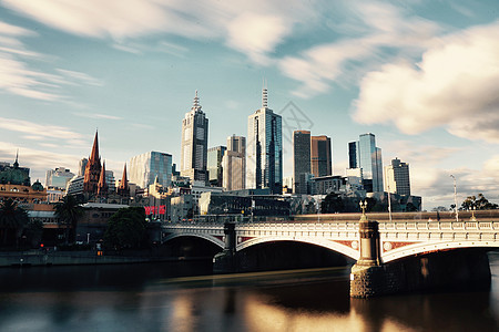 澳大利亚城市风光图片