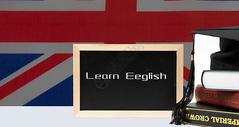 学习英语培训班背景图片