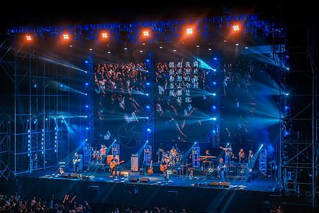 武汉音乐节现场图片
