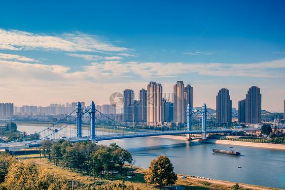武汉风光园博园汉口里过早图片