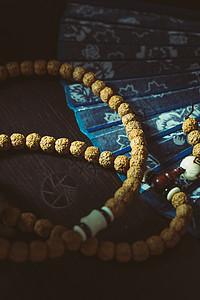 藏式小金刚菩提子串图片