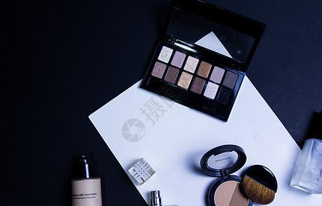 美妆与时尚(化妆品)图片