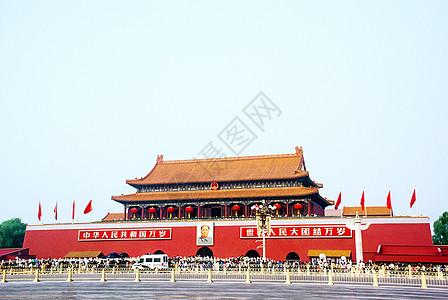 北京天安门广场城楼图片