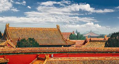 北京故宫紫禁城图片