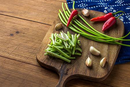 山芋杆的配菜图片