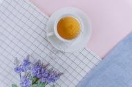 文艺的下午茶餐桌图片