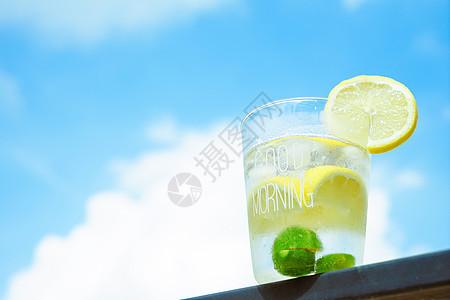 夏季清凉冷饮图片