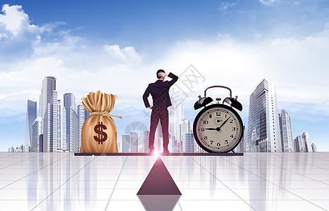 商业观念,时间就是金钱图片