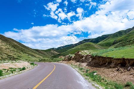 新疆公路连霍高速一带一路图片