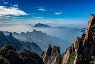 云山雾海图片