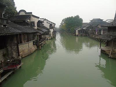 江南烟雨-乌镇图片