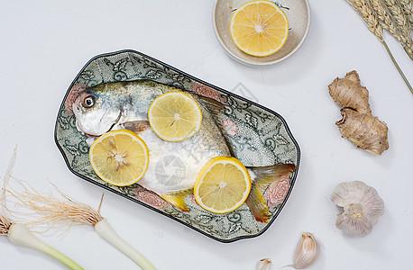 新鲜金仓鱼图片