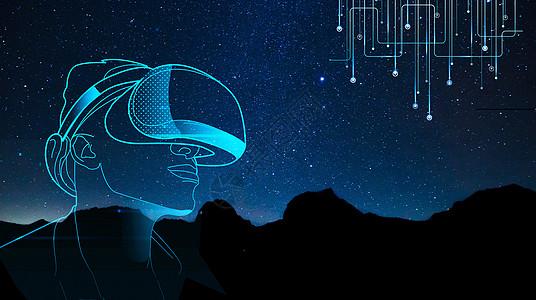 科技智能背景图片