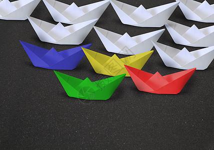 帆船想法图片