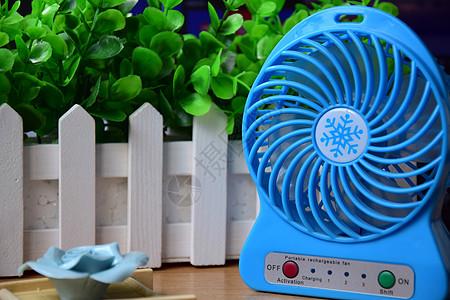电动小风扇图片