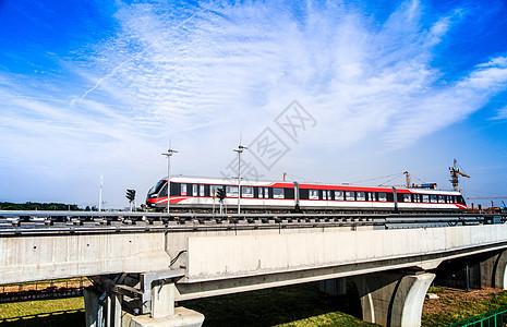 长沙磁悬列车图片