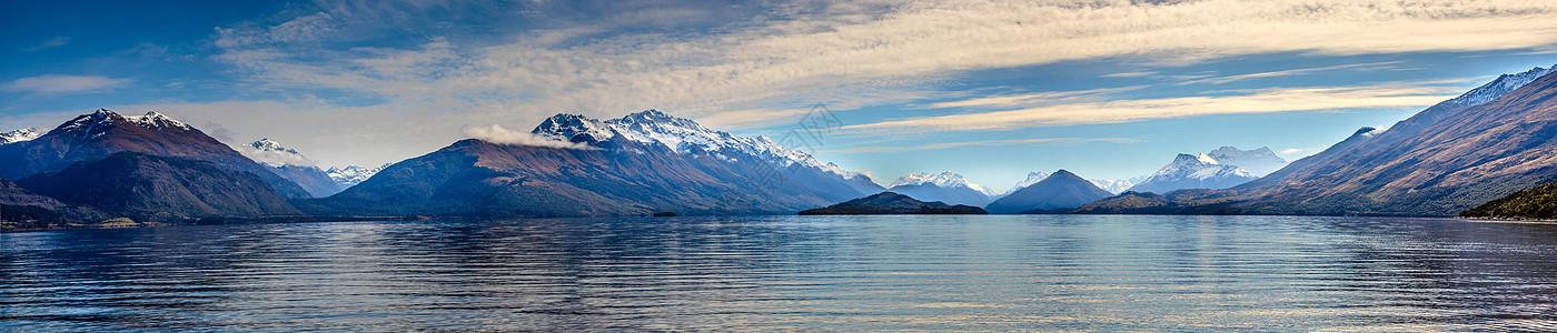 新西兰瓦卡蒂普湖图片