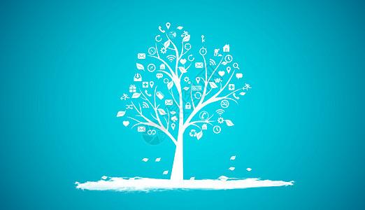 树云端科技智能连接图片