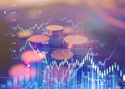 金融投资理财趋势图片