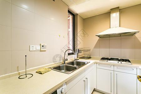 简单风格的厨房图片