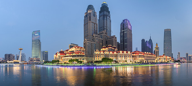 天津津湾广场图片