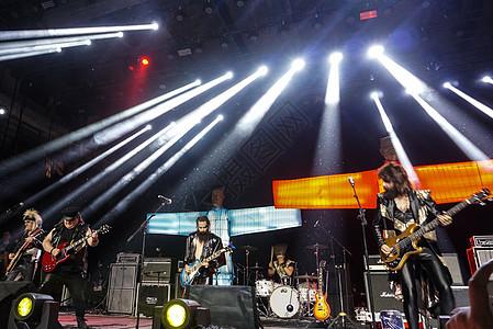 后现代的摇滚演唱会图片