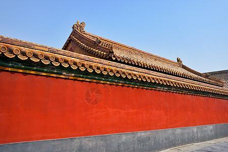 故宫的中国风图片