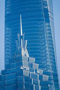 上海金茂大厦图片