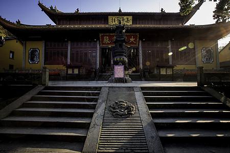 杭州净慈寺图片
