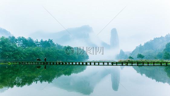 中国山水风景画图片