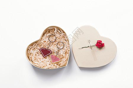生日礼物盒子图片