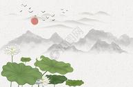 中国风背景500604895图片