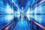 科幻机器人图片
