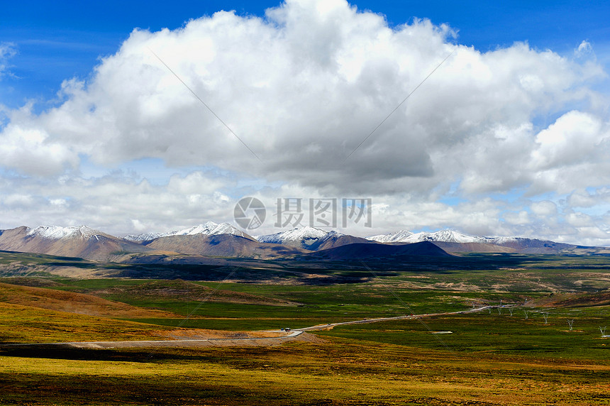 西藏阿里无人区图片