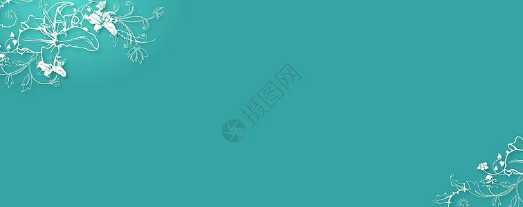 小清新花藤背景高清图片