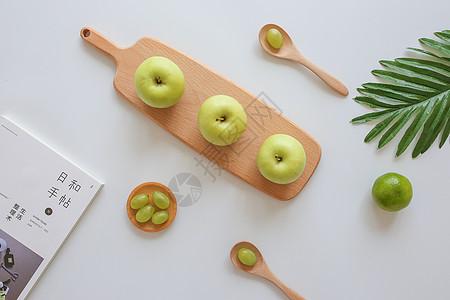 水果静物图片