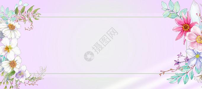 ppt 背景 背景图片 边框 模板 设计 相框 682_300
