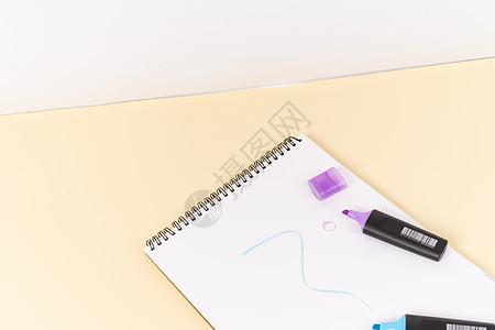 荧光笔图片
